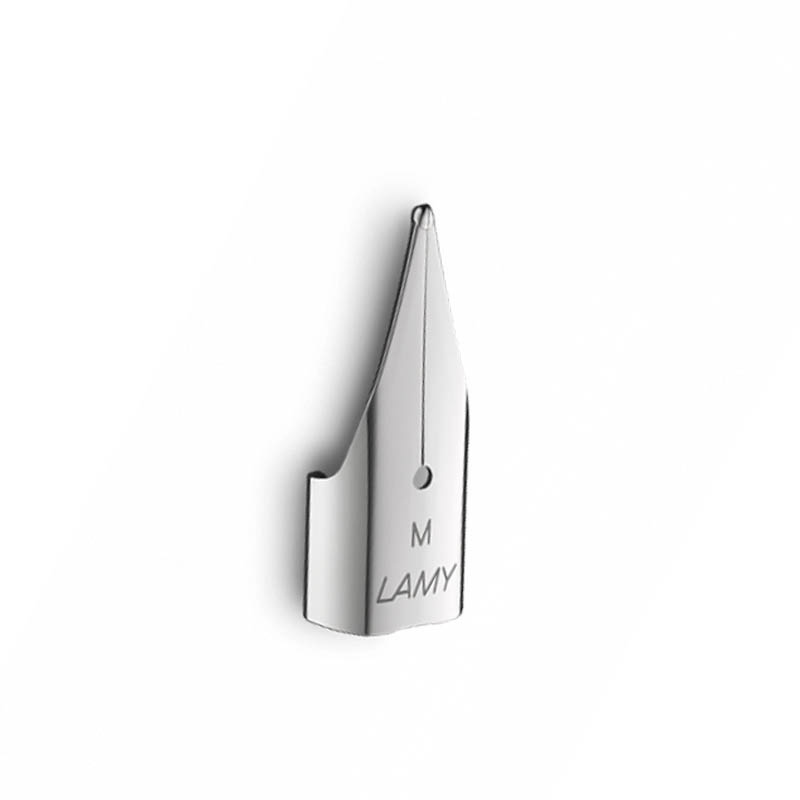 LAMY Fountain Pen Silver Nibs - Medium (Pack of 5) & FREE POSTAGE