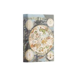 Paperblanks Celestial Planisphere 2021 - Mini 12 Month Planner (Day At A Time)