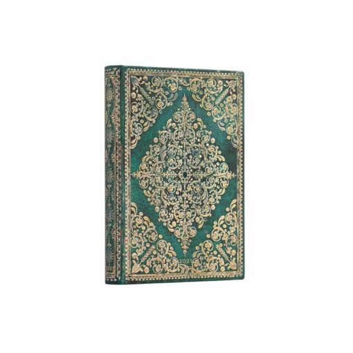 Paperblanks Oceania 2021 - Midi 12 Month Planner (Day At A Time)