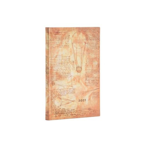 Paperblanks Sun and Moonlight 2021 - Flexi Maxi 12 Month Planner (Week At A Time)