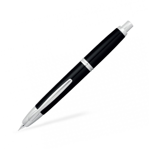 Pilot Capless Fountain Pen Rhodium