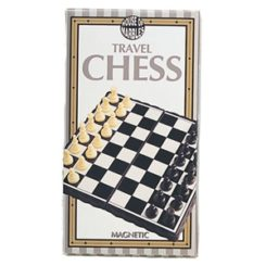 Magnetic Travel Chess