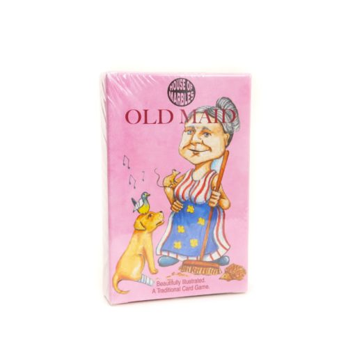 Old Maid Traditional Card Game