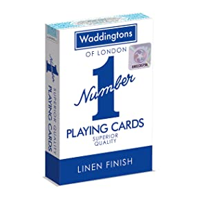Waddingtons of London Number 1 Playing Cards