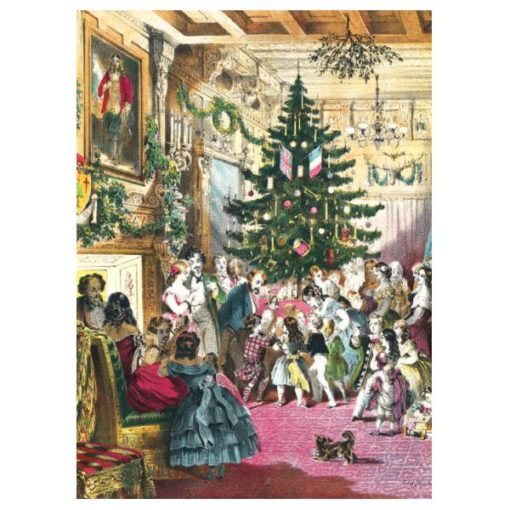 Christmas Tree Song Cards 8 Pack