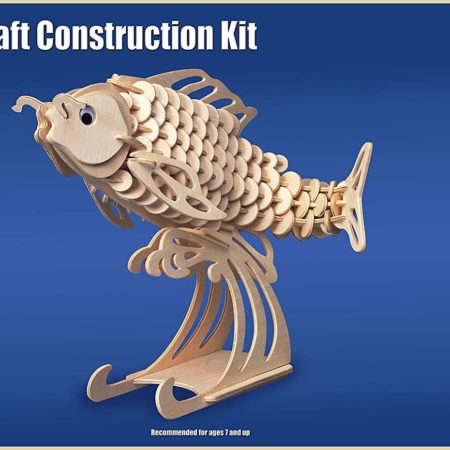 Woodcraft Construction Kit -  Carp