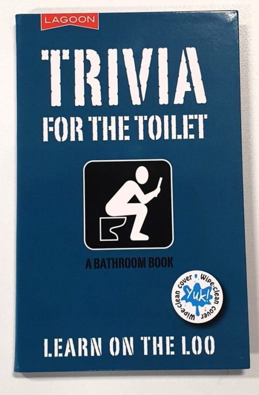 Bathroom Books Trivia For The Toilet