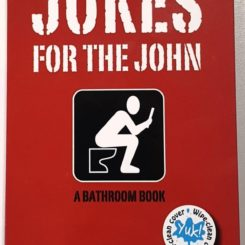 Bathroom Books Jokes For The John