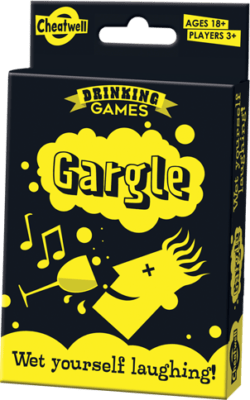 Classic songs as you have never heard them before! Hours of wet 'n' soggy fun are guaranteed in this game in which you have to gurgle, glug and gargle the tunes to famous songs! From 'Singin' in the Gargle