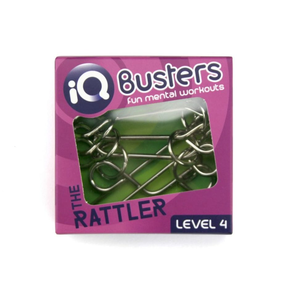 IQ Buster The Rattler - Level 4
