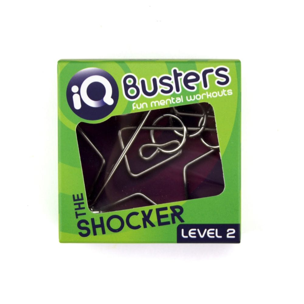 IQ Busters The Shocker - Level 2