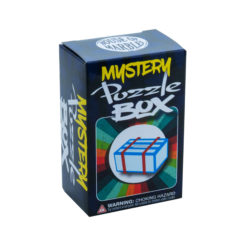 Mystery Puzzle Box