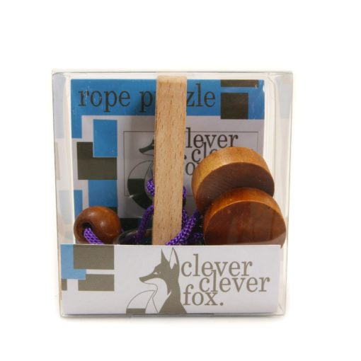 Clever Clever Fox Rope Puzzle