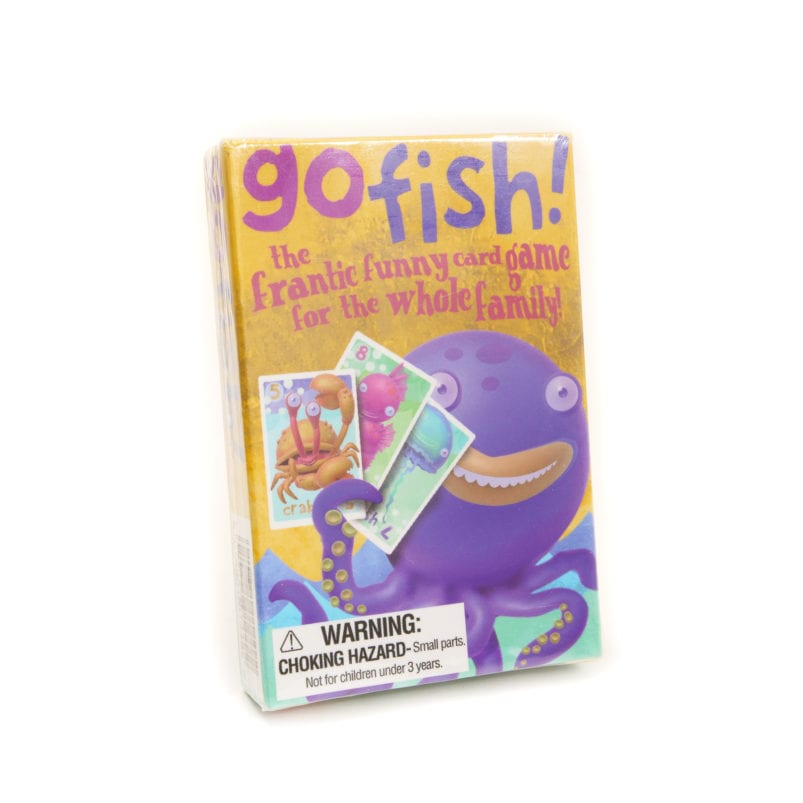 Go Fish - Frantic Funny Card Game For All The Family!