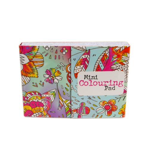 Mini Magnetic Colouring Book
