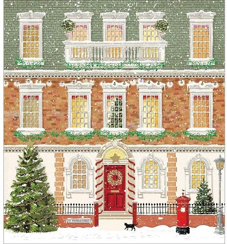 Welcome Home Pack of 5 Christmas Cards
