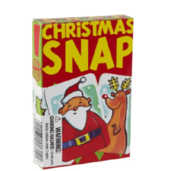 Christmas Snap Card Game