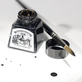 Winsor and Newton Drawing Inks - Various Colours