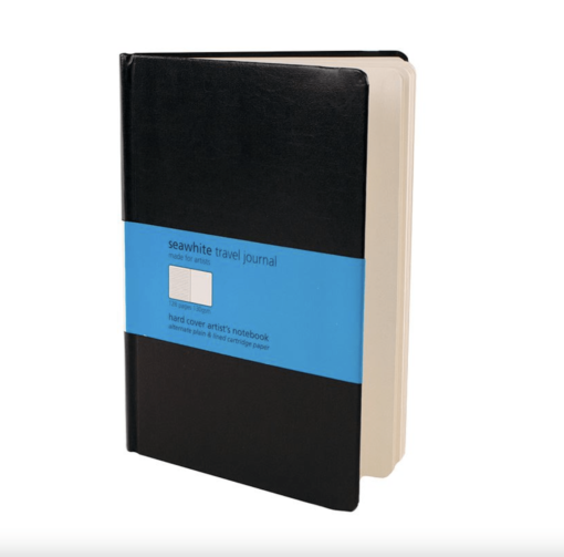 A5 Travel Journal Alternate White Lined Paper