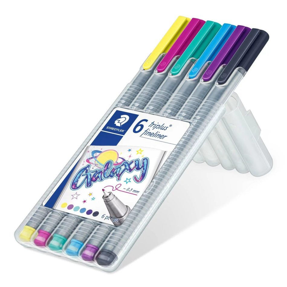 Steadtler Triplus Fineliner Galaxy 334