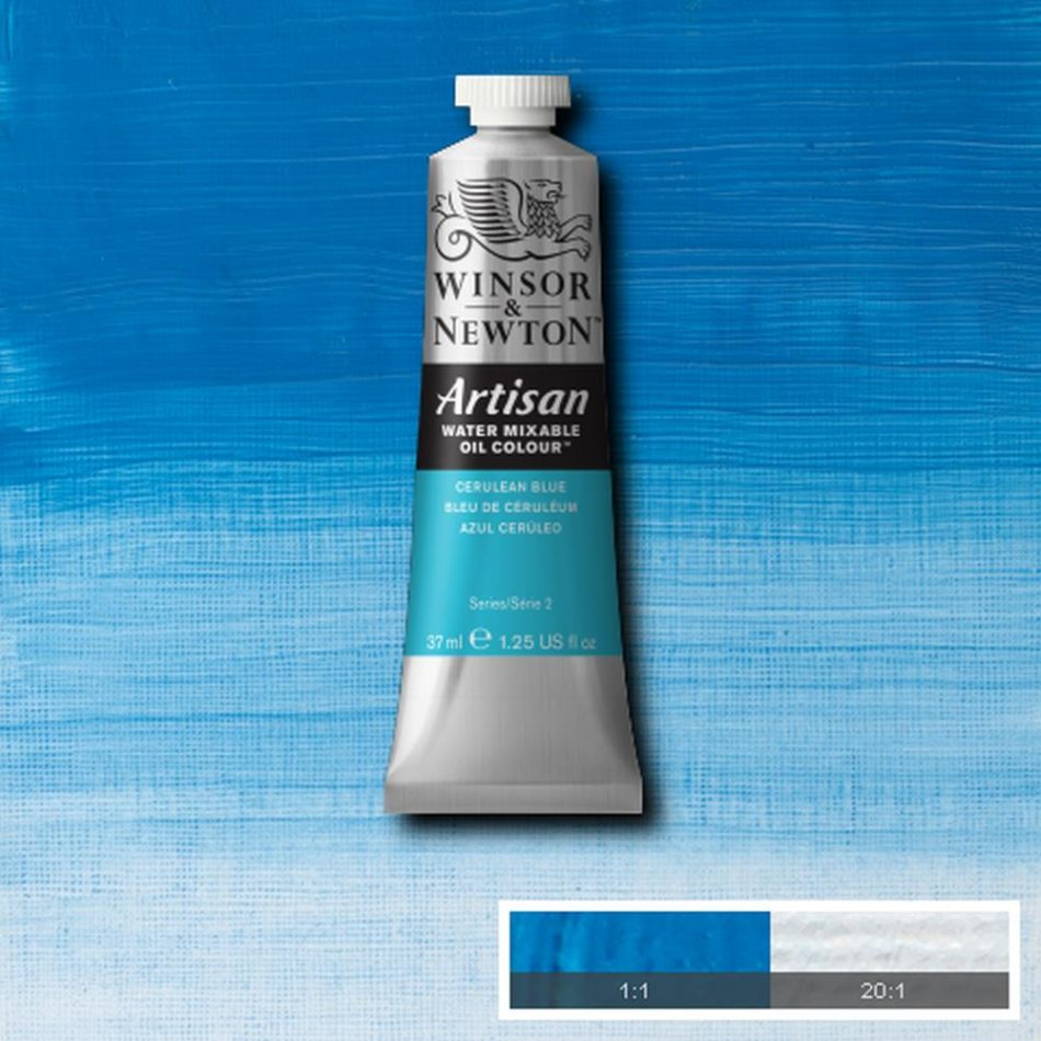 Winsor and Newton Artisan Water Mixable Oil Colour Paint - 37ml